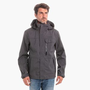 SCHÖFFEL ZipIn! Jacket Imphal1 9830 asphalt 48