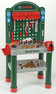 BOSCH Workshop / Werkbank 75-teilig für Kinder