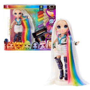 MGA Entertainment 569329E7C Rainbow High Hair Studio
