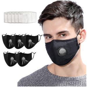 5PCs Erwachsene Gesichtsschutz Baumwolle Wiederverwendbare und waschbare Schutzschilde