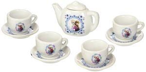 Disney Frozen Teeservice Service Puppenservice 10 teilig Teetassen Kännchen