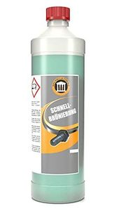 Schnellbrünierung (250 ml) - Kaltbrünierung Brünierung - Selbst brünieren - Brüniermittel für Eisen & Stahl + Schwärzen von Zink