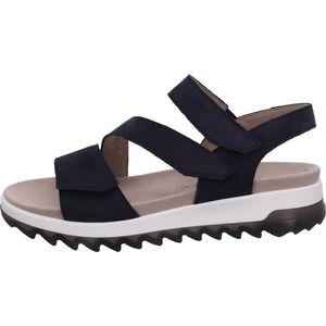 Gabor Comfort Sandale  Größe 5.5, Farbe: blue