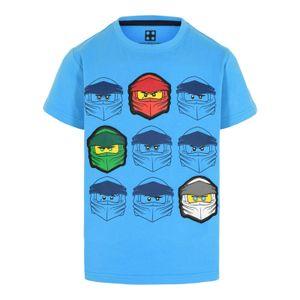LEGO® Wear NINJAGO Jungen T-Shirt, Größe:140, Präzise Farbe:Blau