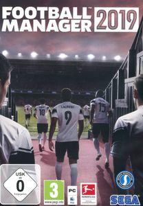 Football Manager 2019 (PC+Mac+Linux) - CD-ROM DVDBox