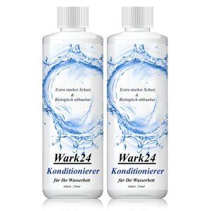 Wark24 Wasserbett Konditionierer 250ml 20% Wirkstoffgehalt (2er Pack)