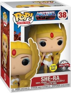 Masters of the Universe - She-Ra 38 Special Edition Glows in the Dark - Funko Pop! - Vinyl Figur
