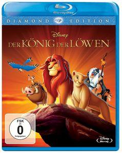 Der König der Löwen (2016) Diamond Edition BluRay
