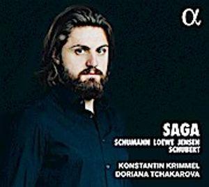 Saga-Lieder & Balladen für Bariton
