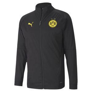 PUMA BVB Borussia Dortmund Softshelljacke puma black L