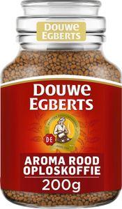 Löslicher Kaffee | Douwe Egberts | Aroma Red Solution Coffee | Gesamtgewicht 200 Gramm