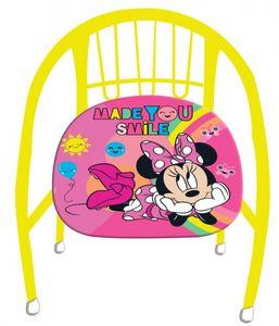 Disney hochstuhl Minnie Mouse Mädchen 36 cm Stahl gelb/rosa