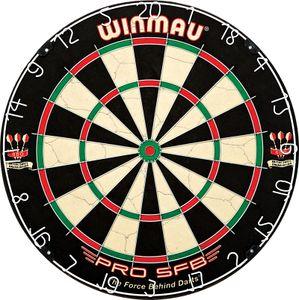 Winmau Pro SFB Profi Dartboard Steeldart Dartscheibe Bristle Steel Dart Sisal Board