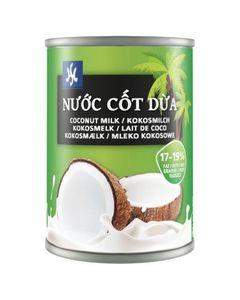 H&S Kokosmilch 17-19% 400 ml