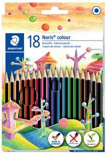 STAEDTLER Buntstift Noris Colour 18er Kartonetui