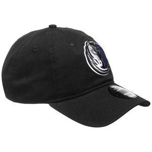 New Era 9TWENTY NBA Dallas Mavericks Black Strapback Cap Erwachsene schwarz OS