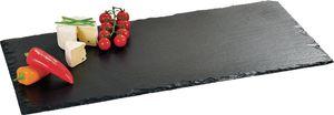 Kesper Buffet-Platte aus Schiefer, Maße: 60 x 30 cm, 38102