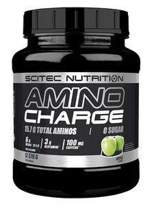 Scitec Nutrition Amino Charge, 570 g Dose, Geschmack:Cola