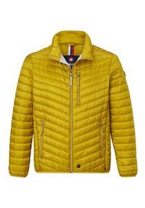 Redpoint - Leichte Herren Stepp-Jacke in verschiedenen Farben, Walker (R701782648000), Größe:M, Farbe:yellow (1600)