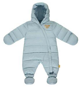 STEIFF® Baby Jungen Schneeanzug , Größe:80, Präzise Farbe:Hellblau