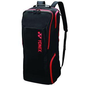 Yonex Active Series Backpack BAG8922EX Tennistasche Schwarz Rot