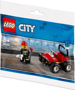 LEGO® City 30361 Feuerwehr-Quad