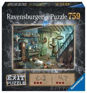 EXIT Im Gruselkeller Ravensburger 15029