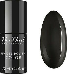 NeoNail 2996-7 UV Nagellack 7,2 ml Pure Black MANIKÜRE