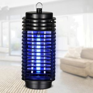 LED Insektenvernichter Moskito Insekt Killer Lampe Mücken Insektenfalle Elektrisch UV