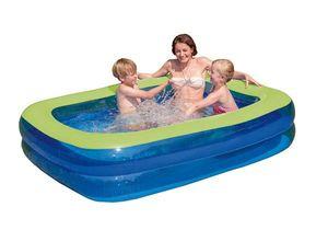 Planschbecken / Family Pool 200x150x50cm Happy People 77785