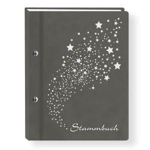 Stammbuch der Familie Light grau Stammbücher A5 Familienstammbuch Hochzeit