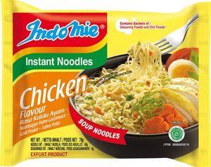 Indomie Instantnudeln, Chicken, 40er Pack (40 x 70 g)