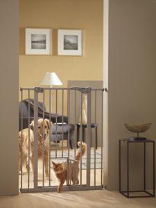 Nobby Hundetür mit interierter Katzentür, 107 cm; 76303