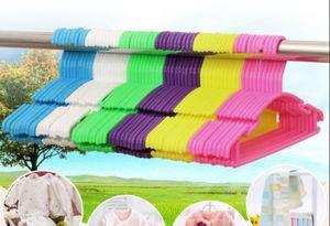 30 Stück Kleiderbügel Kinderkleiderbügel Babykleiderbügel Hosenbügel Wäschebügel Rosa