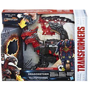 Transformers Movie 5 Mega Turbo Changer Dragonstorm C0934EU4
