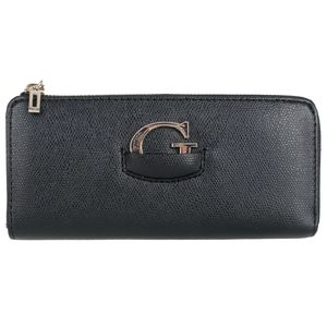 Guess Lexxi SLG Slim Zip Wallet V6484520 Damen Geldbörse 20x10x2cm black