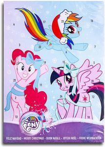 My Little Pony Schokoladen Adventskalender Vollmilch Schoko Weihnachts Kalender