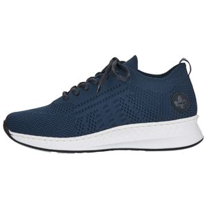 Rieker Damen Sneaker Blau , Schuhgröße:EUR 38