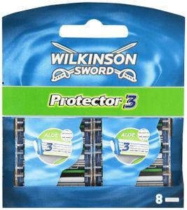 Wilkinson Protector 3 Klingen 8 Stück in einer Packung für den Mann