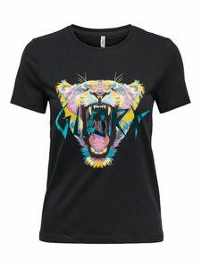 T-Shirt Faye Life, Größe:M, Farbe:177911001|BLACK/GLORY