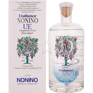 Nonino Grappa ÙE Monovitigni Uvabianca 38,00 %  0,70 Liter