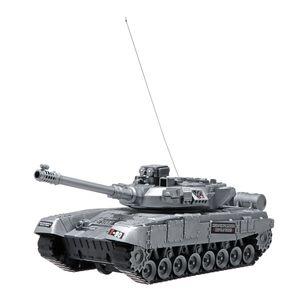 MECO RC Panzer Kettenfahrzeug Tank Auto Ferngesteuertes Monster 31cm mit 2.4G Fernbedienung