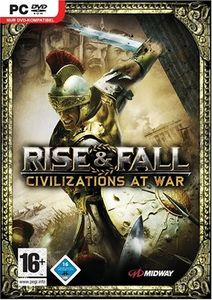 Rise & Fall - Civilizations at War (DVD-ROM)