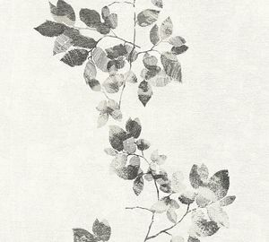 Livingwalls Vliestapete Daniel Hechter 5 Tapete schwarz weiß 10,05 m x 0,53 m 344953 34495-3