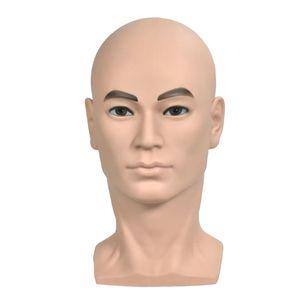 Glatze Puppe Kopf Schaufensterpuppe Kopf Modell Für Perücken Herstellung Und Display Perücken Haar Brillen Hut Headset