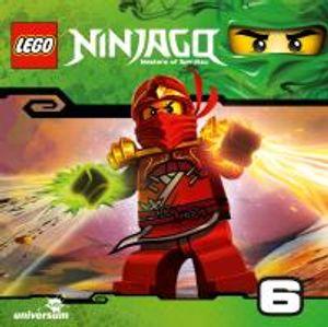 Lego: Ninjago - Das Jahr der Schlangen (CD 6)