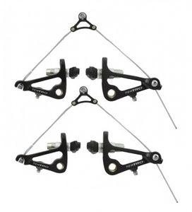 Tektro freischwinger-Set Cyclocross  schwarz