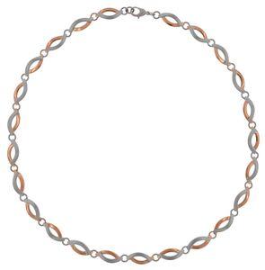 Boccia Collier Titan Bicolor 0876-03