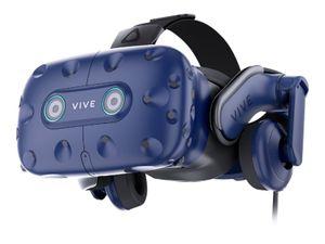 HTC VIVE Pro Eye - Virtual-Reality-Headset - tragbar - 2880 x 1600 - DisplayPort