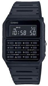 Casio Vintage Taschenrechner-Armbanduhr schwarz CA-53WF-1BEF